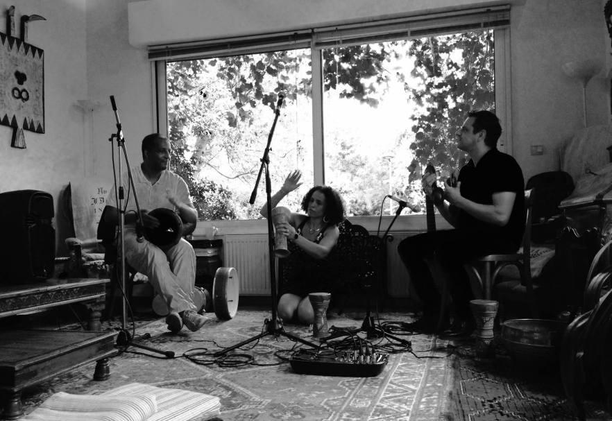 Noufissa Kabbou - concert privé, juin 2016