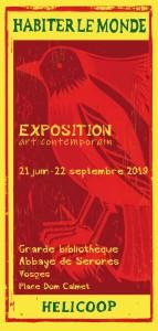 Noufissa Kabbou concert Habiter le monde Helicoop 06/07/2019