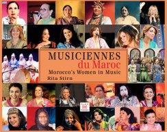 Noufissa Kabbou couverture de Musiciennes, livre de Rita Stirn, 4/09/2019